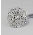 Medium suzanne kalan silver white gold circle fireworks ring
