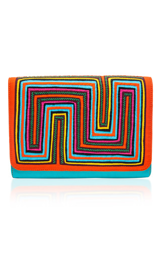 Medium mola sasa yellow tutsowale clutch