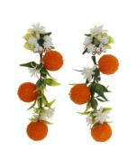 Medium mercedes salazar orange fiesta orange tree