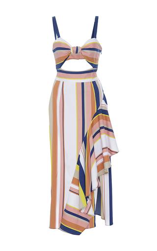 Medium tanya taylor stripe stripe claire dress