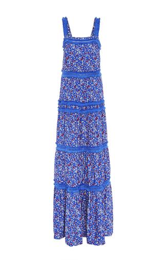 Medium tanya taylor print textured wildflower chrissy dress