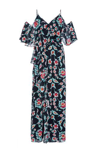Medium tanya taylor floral textured floral lorena dress
