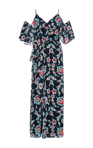Medium tanya taylor floral textured floral lorena dress