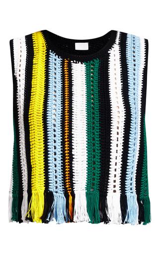 Medium lala berlin multi nancy crochet top