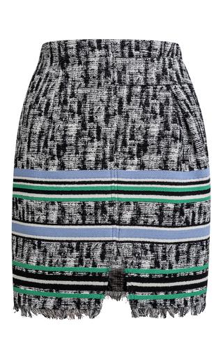 Medium lala berlin multi elah fringes mini skirt