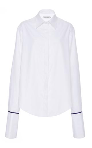 Medium anna quan white anne shirt