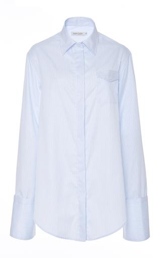 Medium anna quan white accent shirt