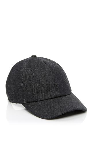 Medium vianel ny black denim baseball cap 2