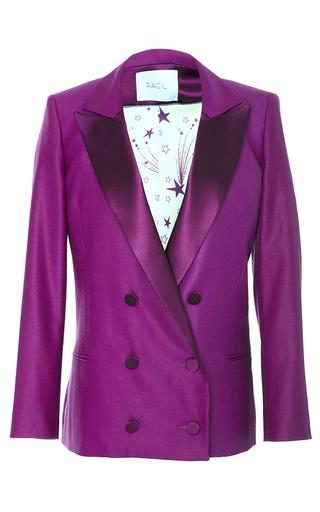Medium racil purple prince double breasted purple rain jacket