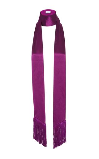 Medium racil purple purple rain drummer scarf
