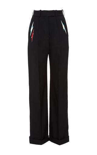 Medium racil black starman rockstar high waist trousers