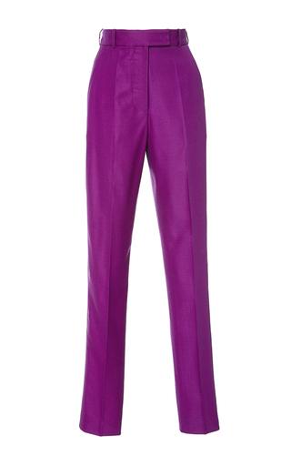 Medium racil purple stones slim trousers