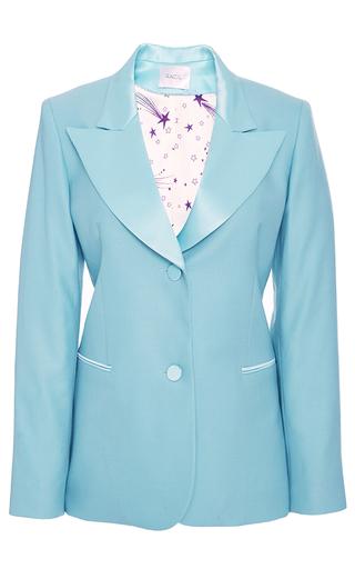 Medium racil blue bowie single breasted jacket