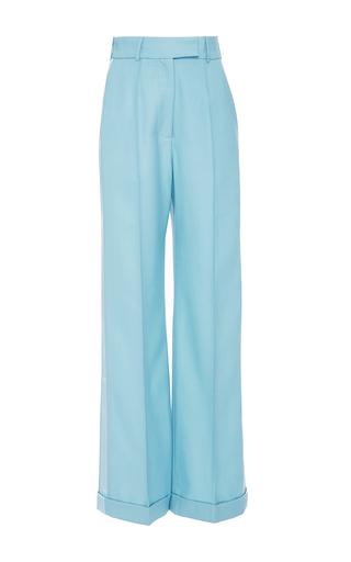 Medium racil blue starman high waist trousers