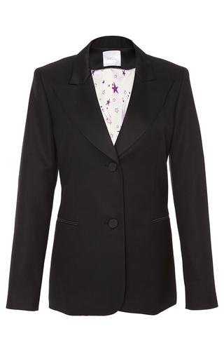 Medium racil black mick fitted jacket 2