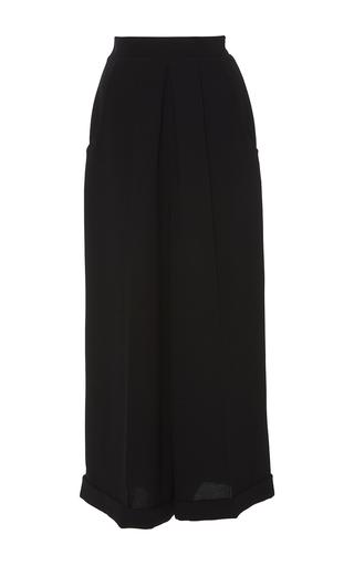 Medium racil black cloud crepe trousers 2