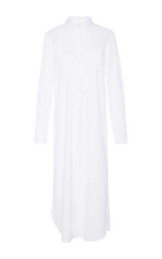 Medium racil white after hours shirt dress