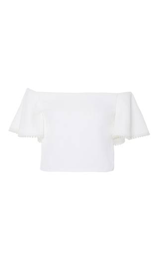 Medium zayan the label white gwenth off the shoulder top