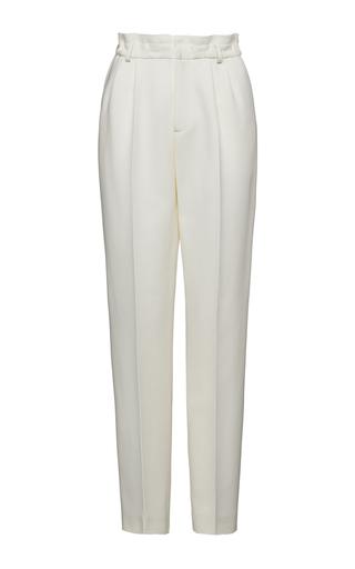 Medium magda butrym white high rise tailored trousers 2