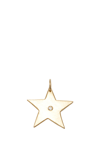 Medium julez bryant gold aura yellow gold charm