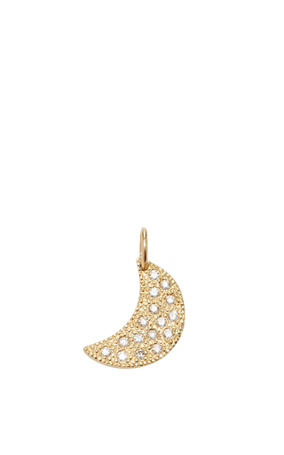Medium julez bryant gold aler yellow gold charm
