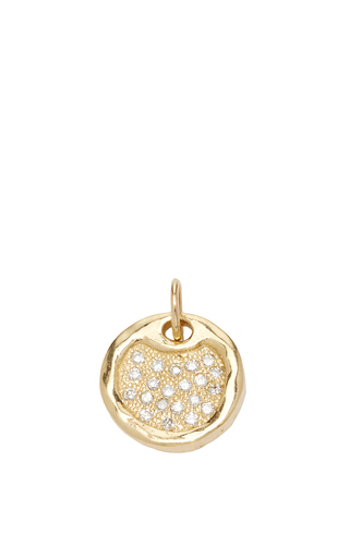Medium julez bryant gold dena yellow gold charm