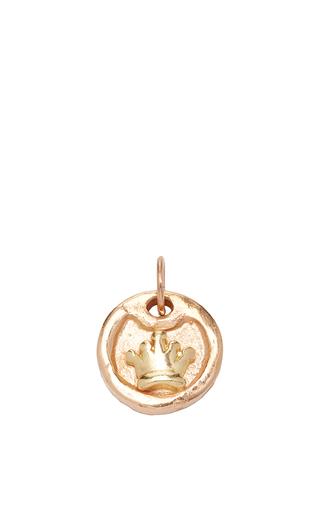 Medium julez bryant gold deja rose and yellow gold charm