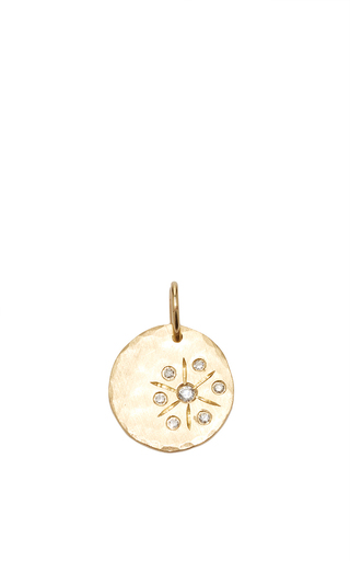Medium julez bryant gold skye yellow gold charm 2