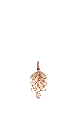 Medium julez bryant rose gold aria rose gold charm