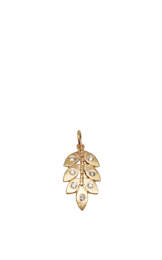Medium julez bryant gold aria yellow gold charm