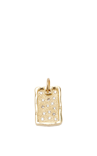 Medium julez bryant gold deft yellow gold charm