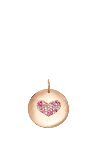 Medium julez bryant rose gold medium lacy rose gold charm