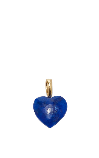 Medium with love darling blue lapis heart charm