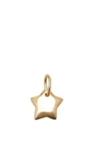 Medium with love darling gold small little star charm 2