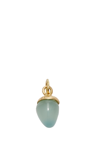 Medium with love darling light blue love drop charm 2