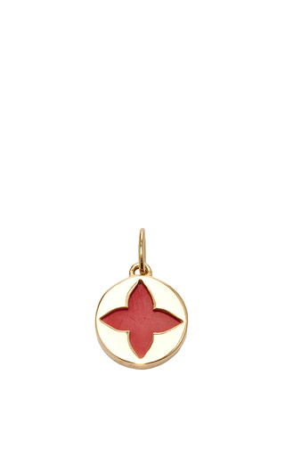 Medium with love darling red happiness charm