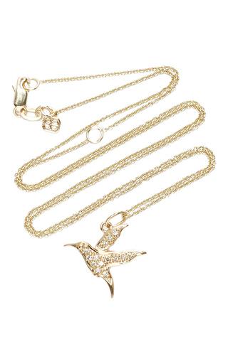 Medium sydney evan gold humming bird