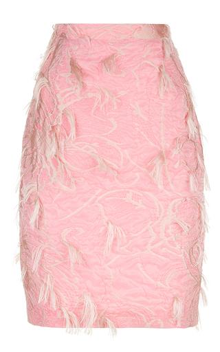 Medium malene oddershede bach pink serac mini skirt