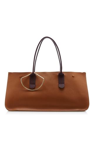 Medium roksanda ilincic brown louise leather tote