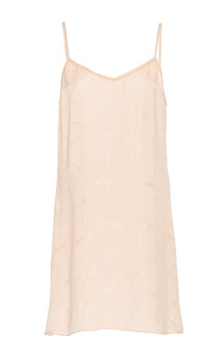 Medium anna sui pink deco satin slip dress
