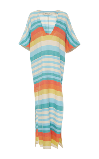 Medium mara hoffman stripe striped kaftan