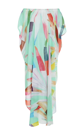 Medium mara hoffman multi printed maxi dress