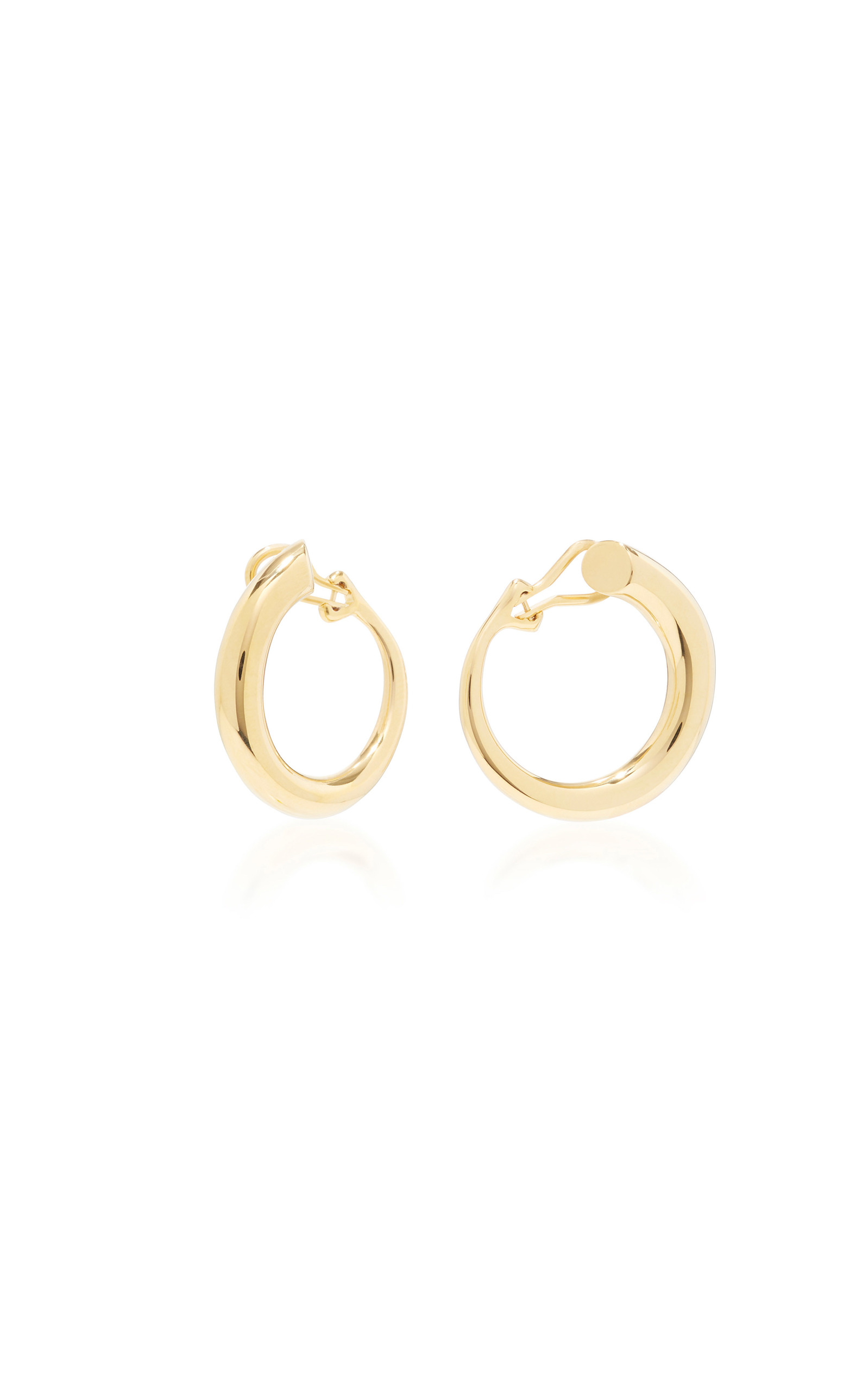 Gold Monie earrings Charlotte Chesnais 5igPCA