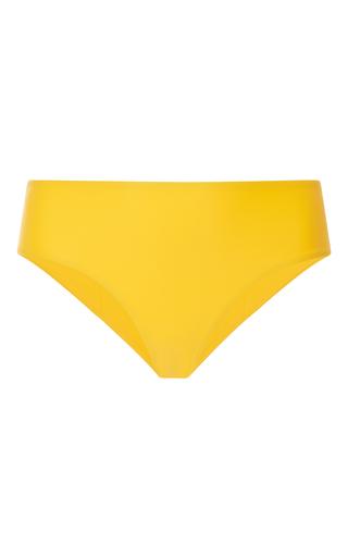 Medium jade yellow bikini bottoms