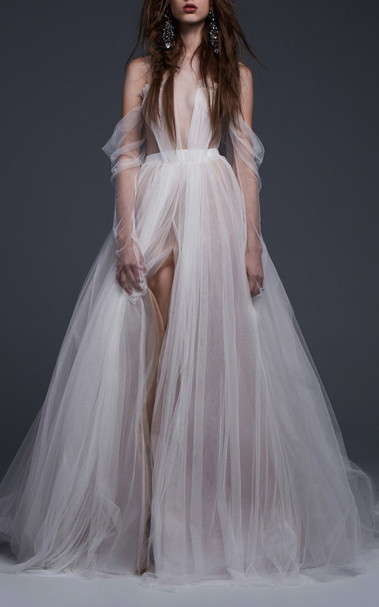 The Felisa Gown By Vera Wang