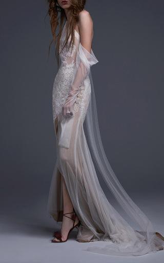 Medium vera wang white the raffaela gown