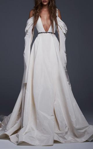 Medium vera wang white the viviana gown