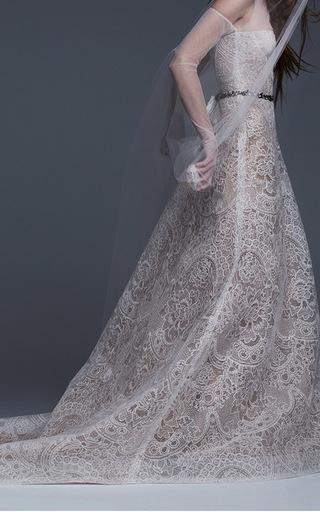 Medium vera wang white the geltrude gown