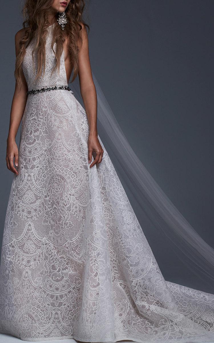 The Galilea Gown by Vera Wang | Moda Operandi