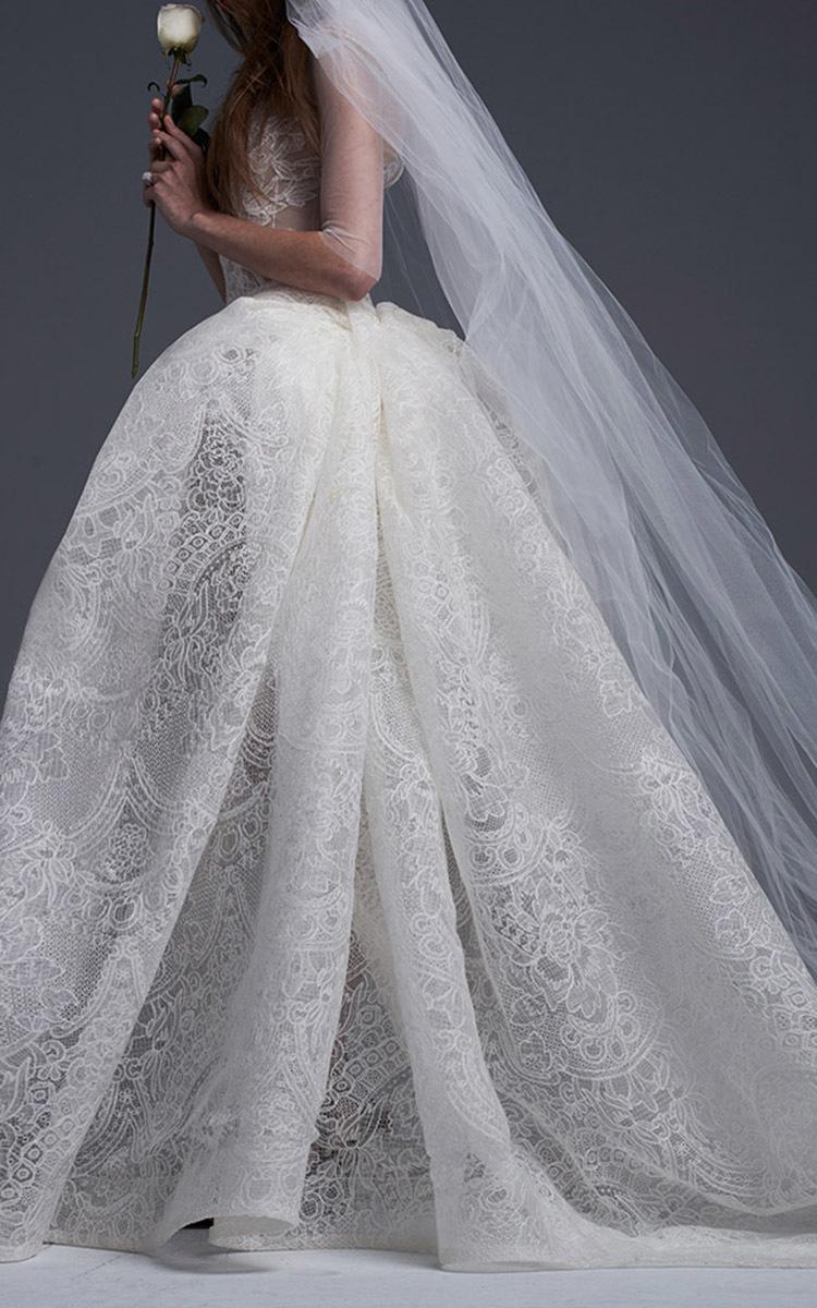 Vera Wang Hochzeitskleider Schwarz: Vera wang wedding dress eliza ...